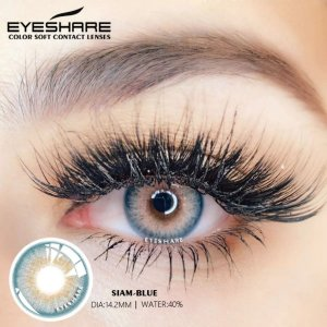 Eyeshare Siam Blue