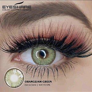 Eyeshare Orangejam Green