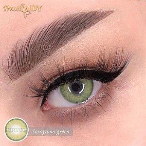 Freshlady Sorayama Green