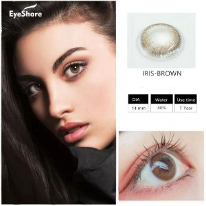 Eyeshare Iris Brown