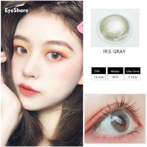 Eyeshare Iris Gray