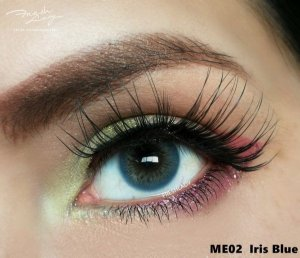 Freshlady Iris Blue