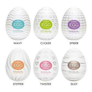 Masturbador Egg Tenga