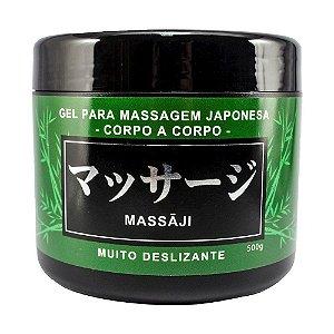 Massaji  Gel para Massagem Corpo a Corpo