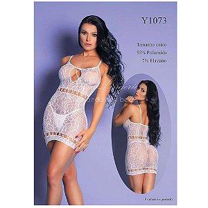 Vestido Branco Yaffa