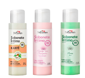 Sabonete Íntimo Hot Flowers - 35 ml