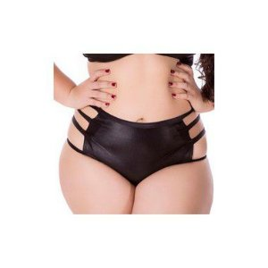 Hot Pants Cirrê Plus Size