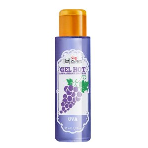 Gel Aromatizante Hot Uva