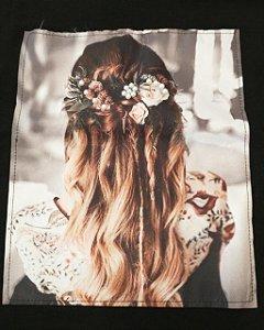 Conjunto Florescer Princesa de Verão (Pérola)
