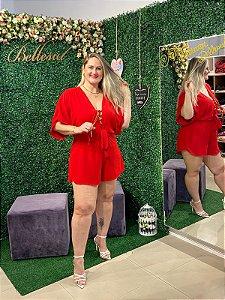 Macaquinho Bellesul Correntes Vermelho
