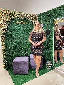 Vestido Festa Luxo