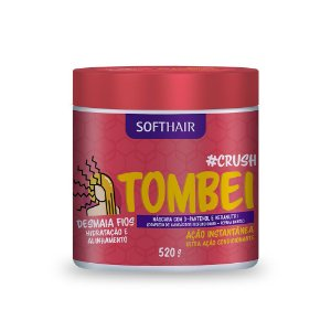 Máscara Tombei Soft Hair - #Crush