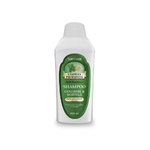 Shampoo Limpeza Profunda Gengibre e Hortelã Soft Hair