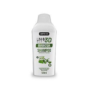Shampoo Babosa 3D
