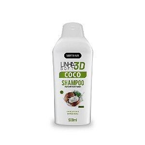 Shampoo Coco Restaura 3D