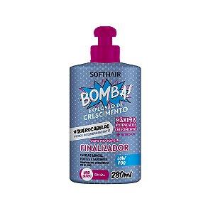 Creme para Pentear Bomba! Explosão de Crescimento Soft Hair 280ml