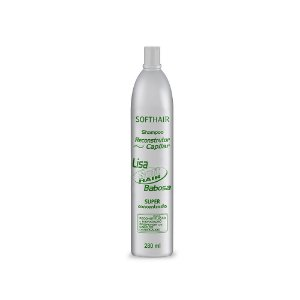 Shampoo Recontrutor Lisa Babosa Soft Hair 280ml