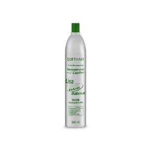 Condicionador Reconstrutor Lisa Babosa Soft Hair 280ml