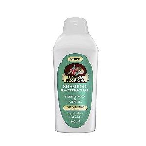 Shampoo Limpeza Profunda Bactericida 500ml Soft Hair