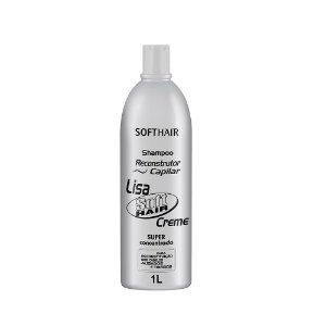 Shampoo Lisa Creme Reconstrutor 1L Soft Hair