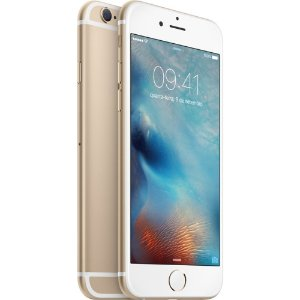 "iPhone 6s 64GB Dourado Tela 4.7"" iOS 9 4G 12MP - Apple"