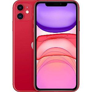 Iphone 11 Vermelho 256gb