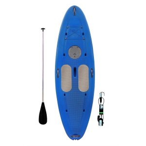 Prancha Stand Up Paddle com Remo e Leash Azul Freso