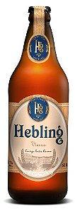 CERVEJA VIENNA LAGER HEBLING 600 ML