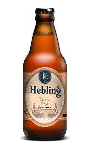 CERVEJA VIENNA LAGER HEBLING 300 ML