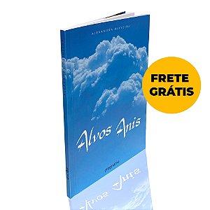 """Livro de Poesias  """"Alvos Anis"""" - Alexandra Oliveira"""