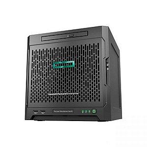 Servidor HPE Micro Server Gen10 X3418 1P 8 GB-U