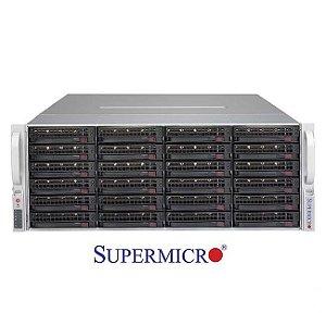 Storage Supermicro para 24 Discos