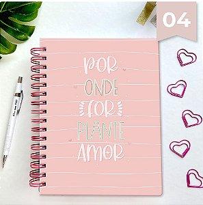 Basic Planner - Lettering - 04