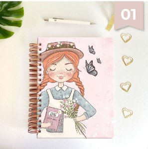 Life Planner - Anne de Green Gables - 01