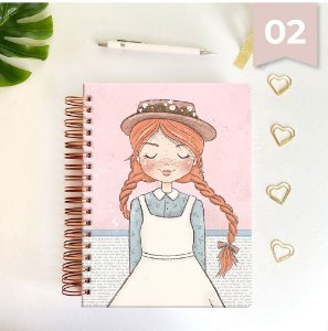 Life Planner - Anne de Green Gables - 02