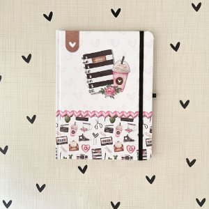 Caderno Brochura Luxo - Paper Lover
