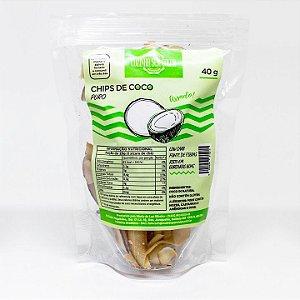 Chips de coco 40g