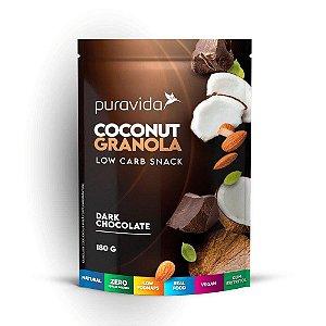 Granola Dark Chocolate Low Carb 180g