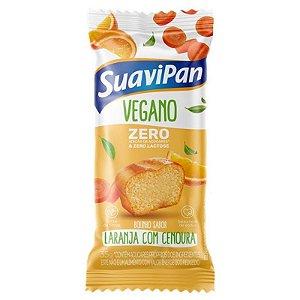 Bolinho Vegano de Laranja com Cenoura