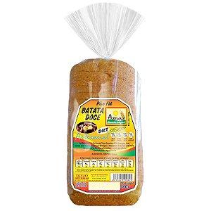 Pão Artesanal Integral Diet Batata Doce 400g