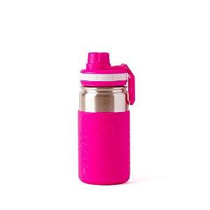 Garrafa Térmica Hydra Bottle Kids Pink 350ml