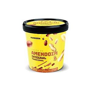 Pasta de Amendoim Integral Tradicional 450g