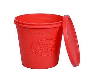 Pipoqueira de Silicone Popcorn Popper