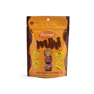 Mini Bombom Crocante com Caramelo 54g