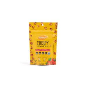 Crispy Grão de Bico Tomate e Orégano 25g