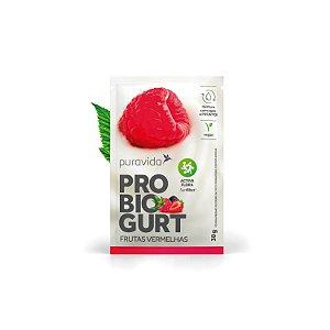 Probiogurt Frutas Vermelhas Sachê 30g