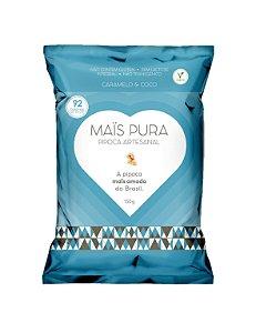 Pipoca Artesanal Caramelo & Coco 150g