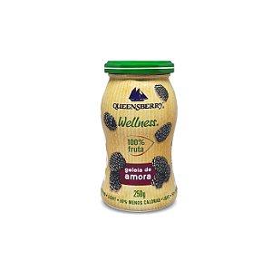 Geleia de Amora 100% Frutas 250g