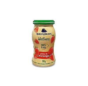 Geleia de Morango 100% Frutas 250g