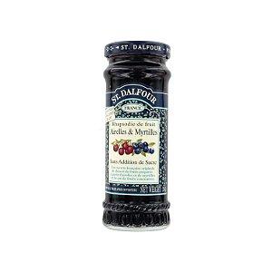 Geleia de Cranberry com Mirtilos 284g